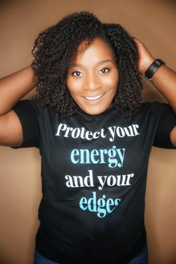 Protect Your Edges Tee