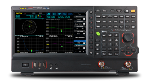 Analizzatore di spettro Real-time Rigol RSA5065N 9kHz~6.5GHz (include TG and VNA) - Rigol Italia