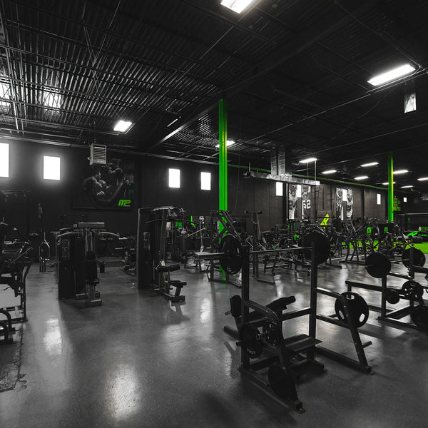 Drone Footage of the MusclePharm HQ