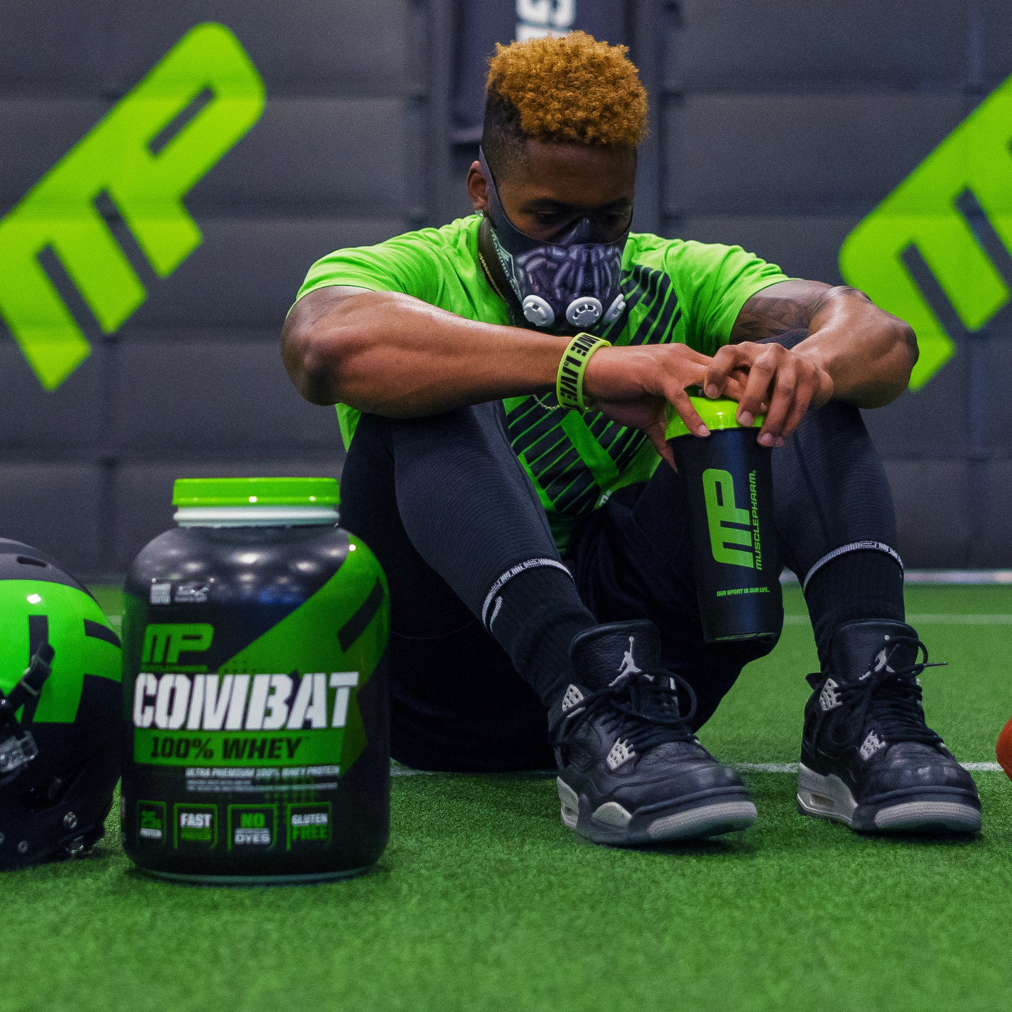 PRODUCT INTRO: Combat 100% Whey