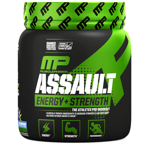 Assault Pre-Workout