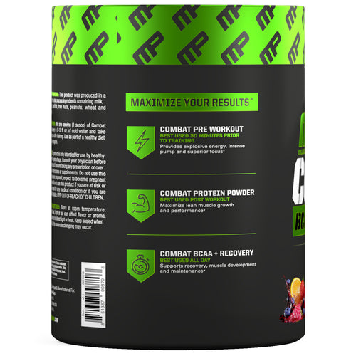 Combat BCAA + Recovery