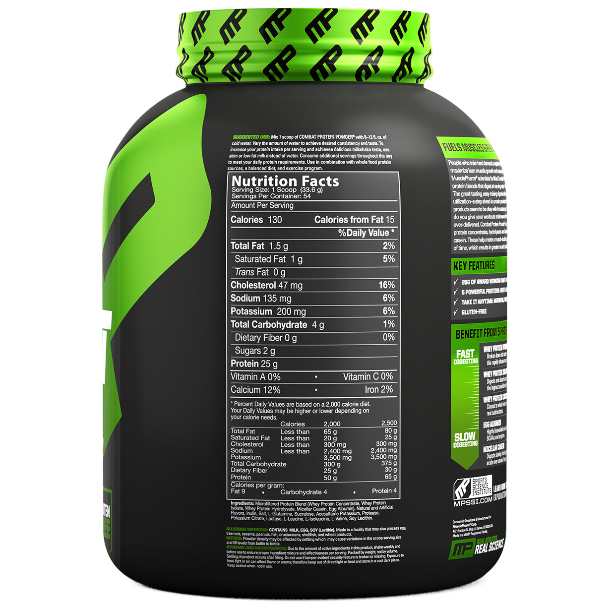 Mp Products Musclepharm