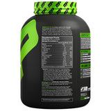 MusclePharm Combat Protein Vanilla 6lb Tub Container Supp Facts View