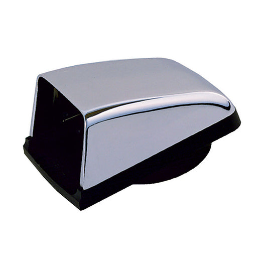 "Perko Chromalex Cowl Vent - 3"" Duct - Chrome Plated Zinc"