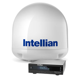 "Intellian i3 Linear System w/14.6"" Reflector & Universal Dual LNB"