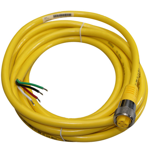 Maretron Mini Power Cordset - 2 Power & 2 Ground To Female - 5 Meter