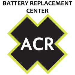 ACR FBRS 2883 Battery Replacement Service - PLB-350 B SARLink™