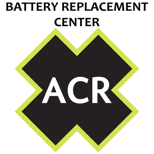 ACR FBRS 2875 Battery Replacement Service - Satellite3 406™
