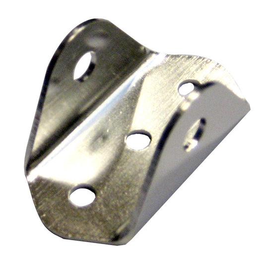 "Ronstan Transom Gudgeon - 6.4mm (1/4"") Pin/Hole"