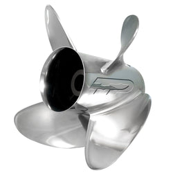 Turning Point Express® EX-1421-4L Stainless Steel Left-Hand Propeller - 14 x 21 - 4-Blade