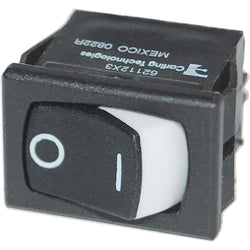 Blue Sea 7490 360 Panel - Rocker Switch DPST - ON-OFF