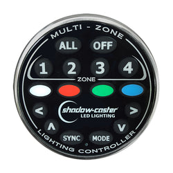 Shadow-Caster Multi-Zone Lighting Controller