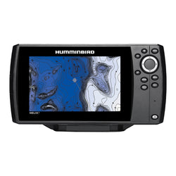 Humminbird Helix 7 GPS Chatplotter Only - 7""