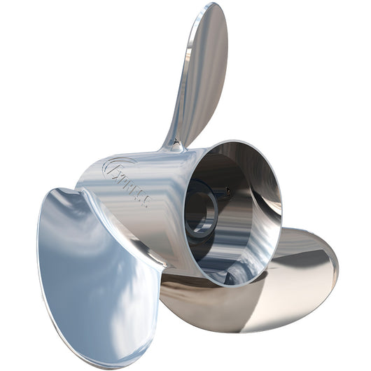"Turning Point Express® Mach3 Right Hand Stainless Steel Propeller - EX-1423 - 14.25"" x 23"" - 3-Blade"