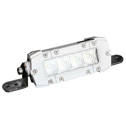 Lunasea 4 LED Flood Light - 20W - 2,400 Lumens - 12-24VDC