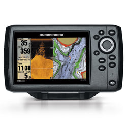 Humminbird Helix 5x DI/GPS Combo US and Metriv Version