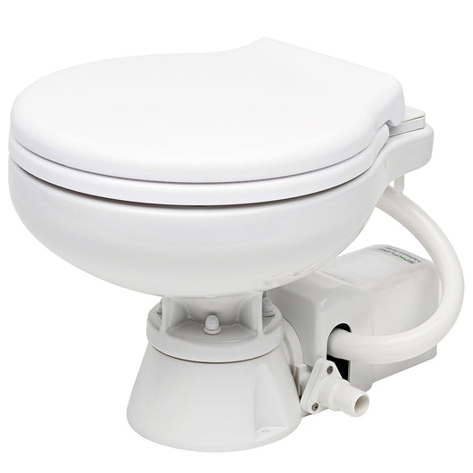 Johnson Pump AquaT™ Electric Marine Toilet - Super Compact - 12V