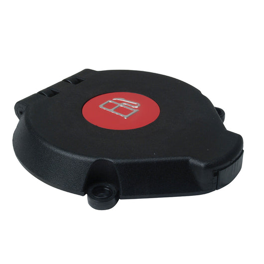"Perko Vented Flip Top Cap f/Fills with 1-1/2"" Hose - Black"