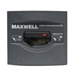 Maxwell 135Amp 12/24V Windlass Isolator