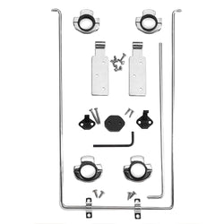 Edson Hardware Kit f/Luncheon Table - Clamp Style