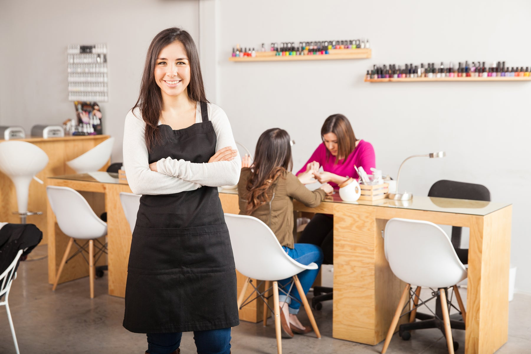 Opening Your Own Nail Technician Business