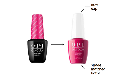 Gel Nail Polish OPI GelColor Colours