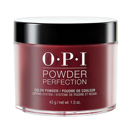 OPI Powder Perfection 'Got The Blues For Red' Dipping Powder [43g]