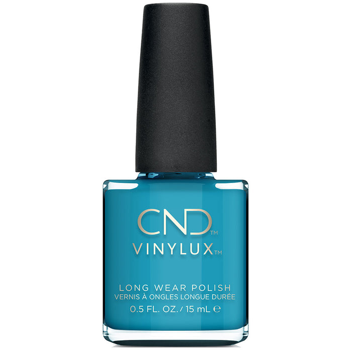 CND Vinylux Cerulean Sea Nail Polish (15ml)