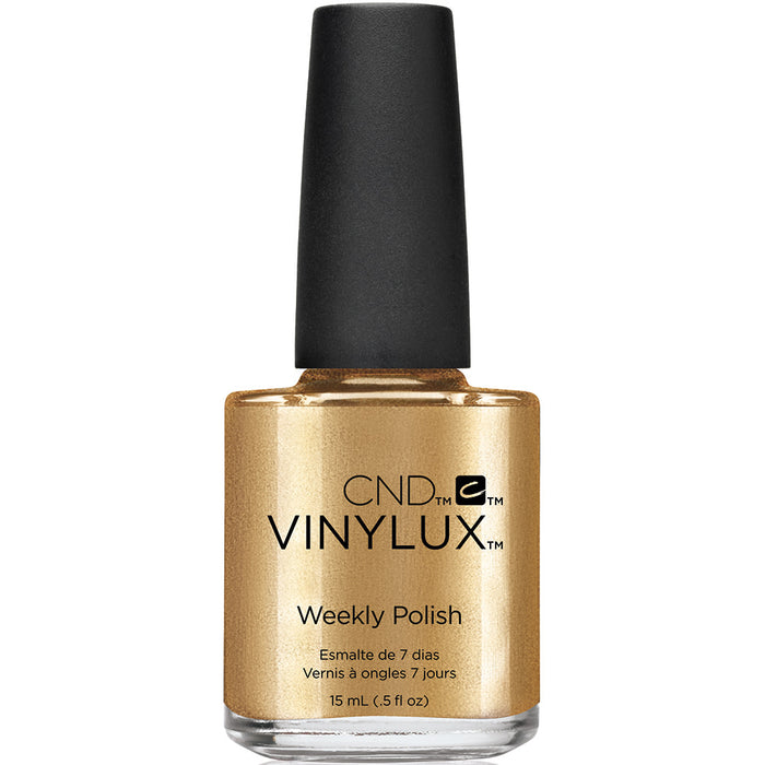 CND Vinylux Brass Button Nail Polish (15ml)