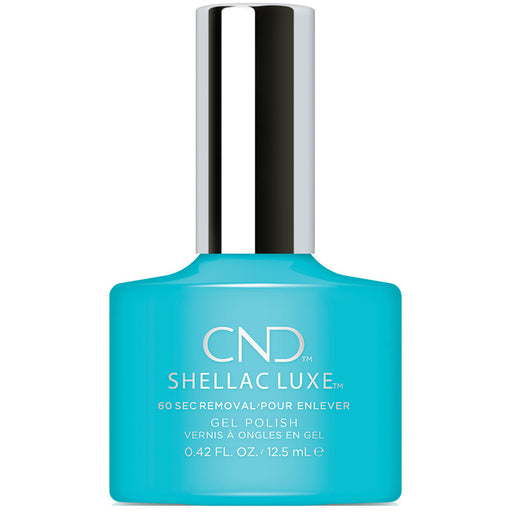 CND Shellac Luxe Aqua Intance Gel Polish (12.5ml)