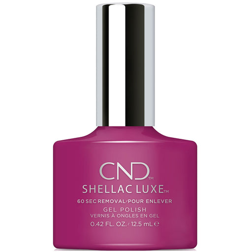 CND Shellac Luxe Brazen Gel Polish (12.5ml)