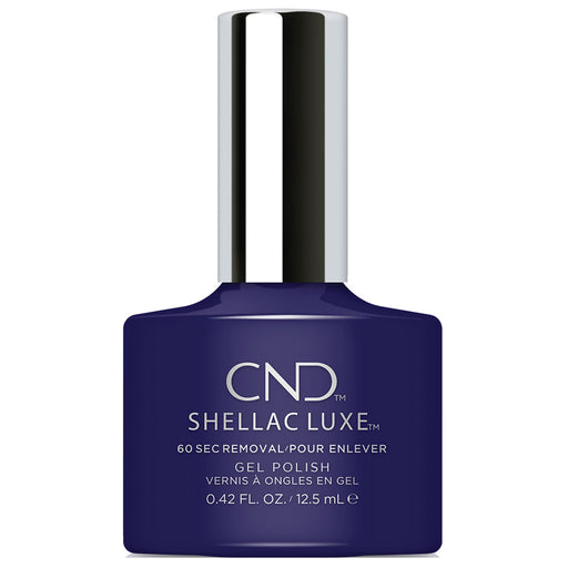 CND Shellac Luxe Eternal Midnight Gel Polish (12.5ml)