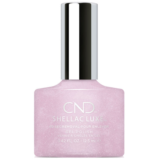CND Shellac Luxe Lavender Lace Gel Polish (12.5ml)