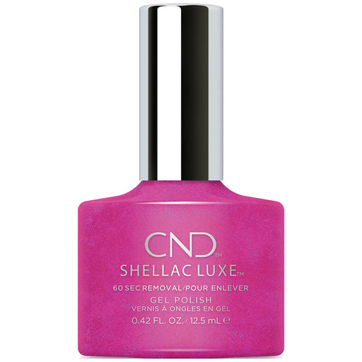 CND Shellac Luxe Magenta Mischief Gel Polish (12.5ml)