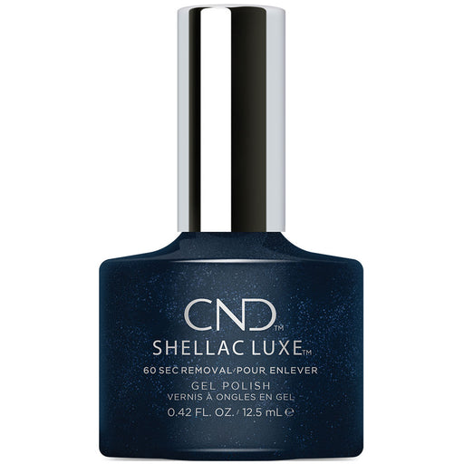 CND Shellac Luxe Midnight Swim Gel Polish (12.5ml)