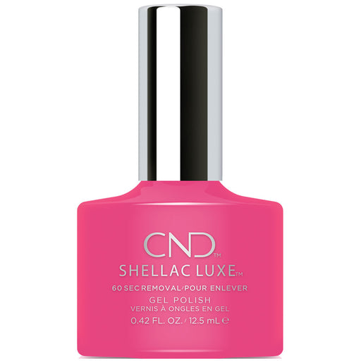 CND Shellac Luxe Pink Bikini Gel Polish (12.5ml)