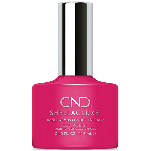 CND Shellac Luxe Pink Leggings Gel Polish (12.5ml)