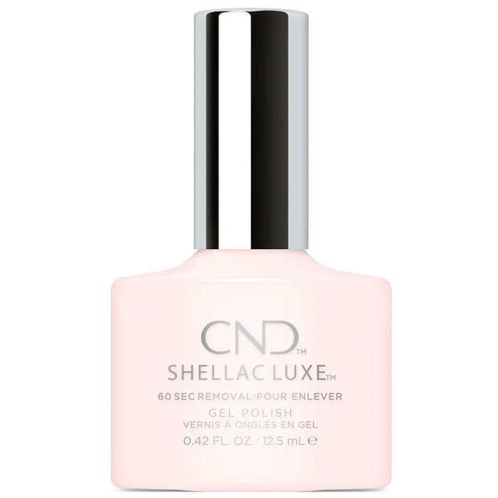 CND Shellac Luxe Satin Slippers Gel Polish (12.5ml)