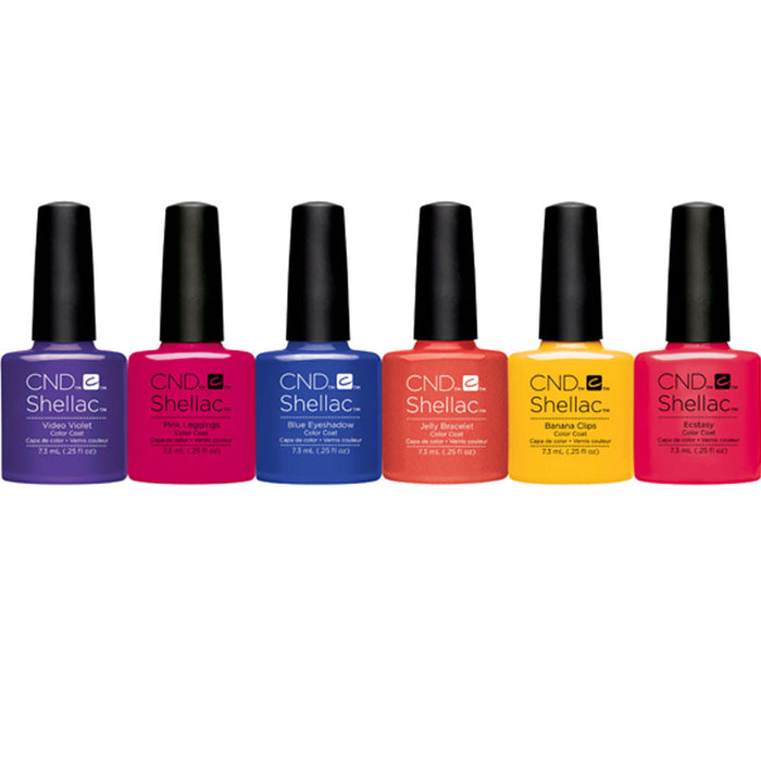 CND Shellac New Wave Collection