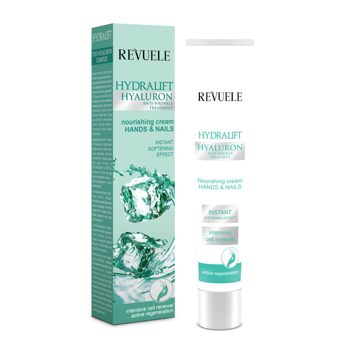 Hydralift Hand & Nails Nourishing Cream