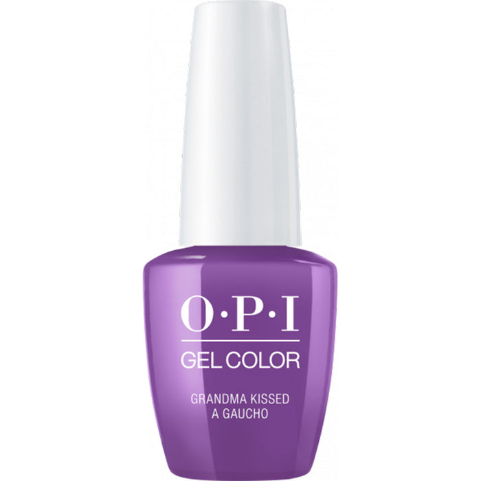 OPI GelColor Grandma Kissed a Gaucho (15ml)