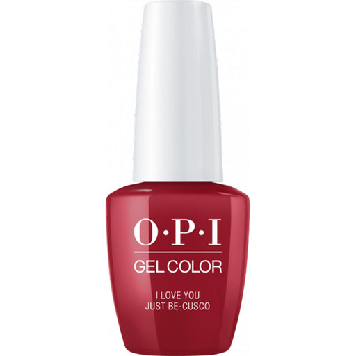 OPI GelColor I Love You Just Be-Cusco (15ml)