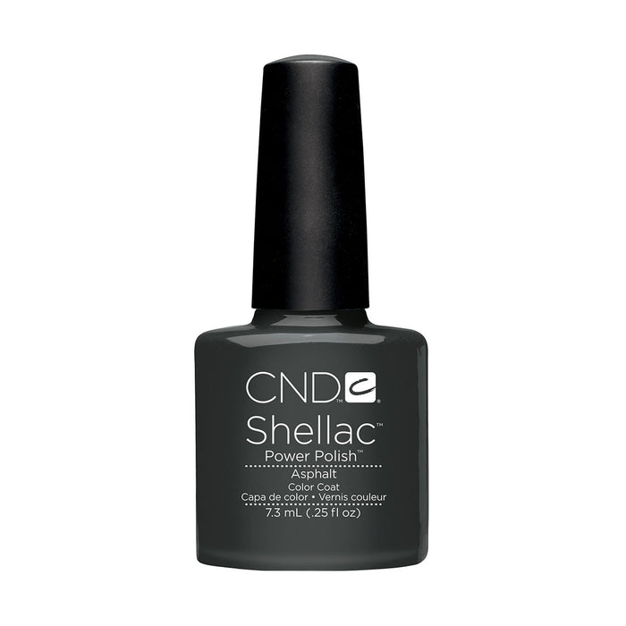 CND Shellac Asphalt [7.3ml]