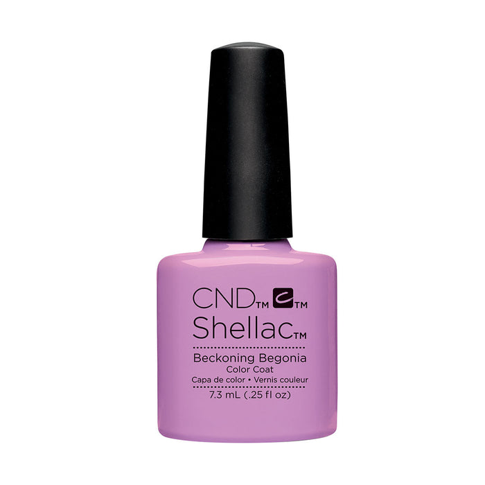 CND Shellac Beckoning Begonia [7.3ml]
