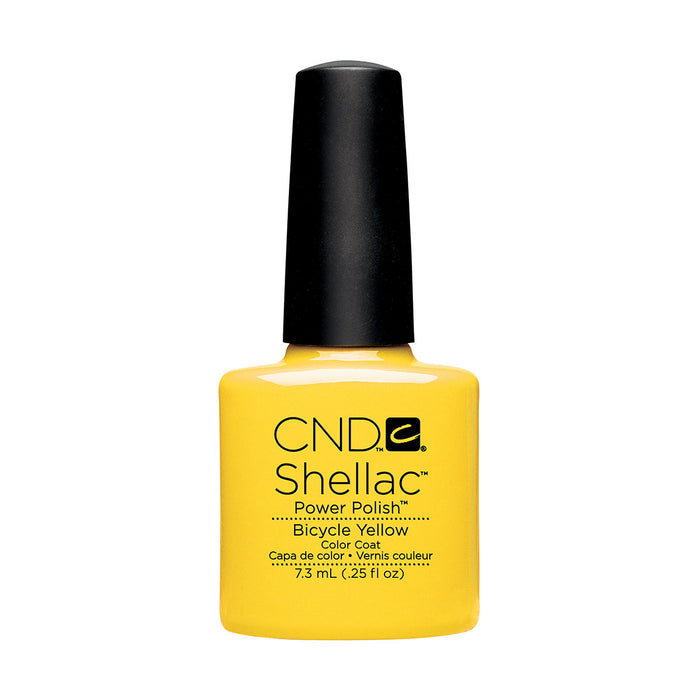 CND Shellac Bicycle Yellow [7.3ml]