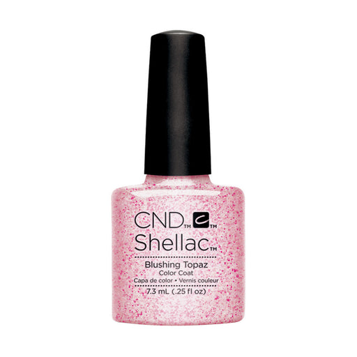 CND Shellac Blushing Topaz [7.3ml]