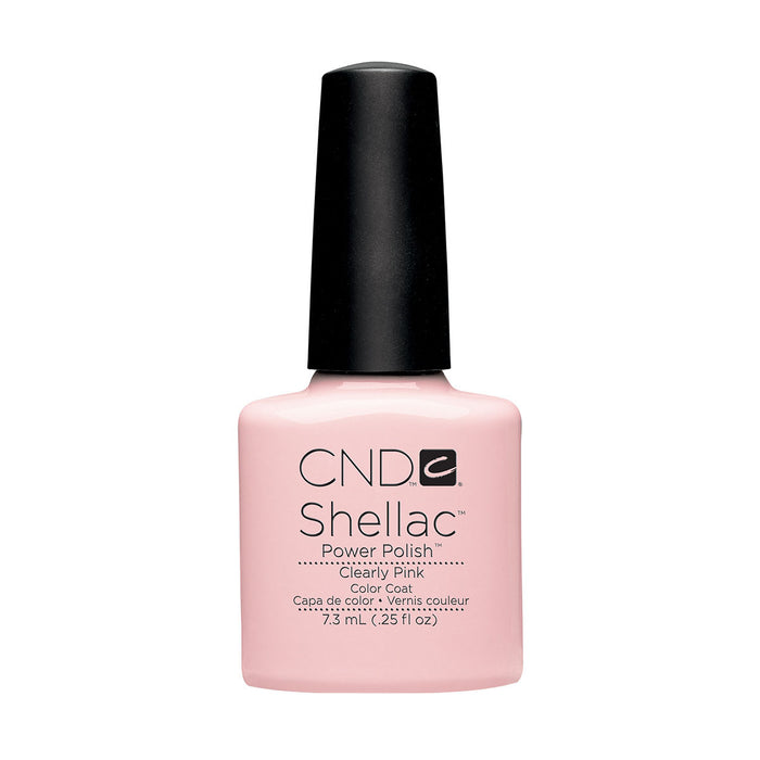 CND Shellac Clearly Pink [7.3ml]