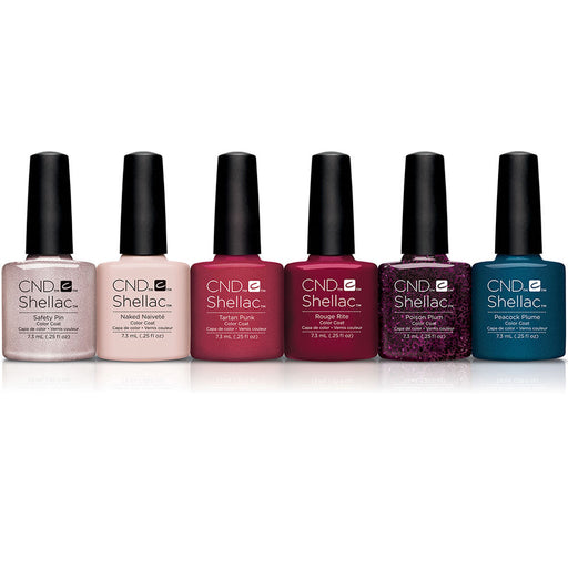CND Shellac Contradictions Collection