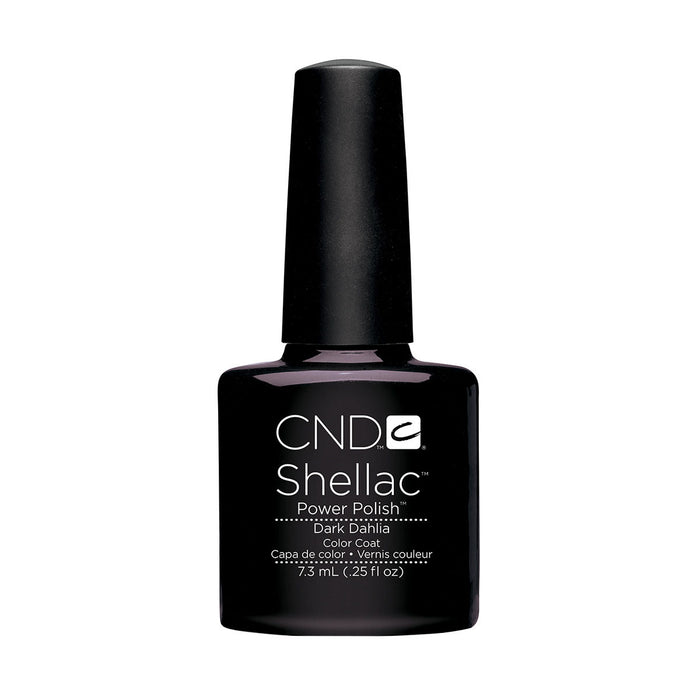 CND Shellac Dark Dahlia [7.3ml]